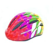 Capacete Ciclismo High One Piccolo Rosa Tam P Infantil