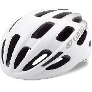 Capacete Ciclismo Giro Isode Branco Tamanho 54-61cm Bike