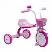 Triciclo Nathor You 3 Girl C/ Cestinha Infantil Menina