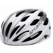 Capacete Ciclismo Giro Trinity Branco Cinza Tamanho 54-61
