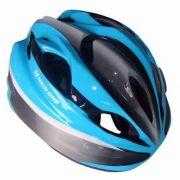 Capacete Ciclismo High One Mv602 Azul Tam M Infantil Criança