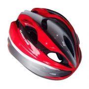 Capacete Ciclismo High One Mv602 Vermelho Tam M Infantil