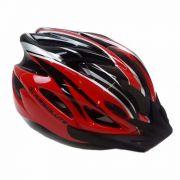 Capacete Ciclismo Absolute Wt012 Pisca Vermelho G 58-60