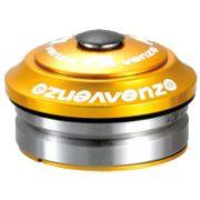 Caixa Direção Venzo 1.1/8 28,6mm Ahead Set Dourado