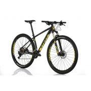 Bicicleta Aro 29 Sense Impact Evo Grupo Shimano Amarelo