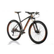 Bicicleta Aro 29 Sense Impact Pro Grupo Shimano Laranja