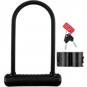 Cadeado Para Bicicleta Onguard Neon 8153 U-lock Preto