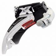 Câmbio Dianteiro Shimano Tourney Fd-tx50 Dual Pull 31.8mm