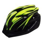 Capacete Ciclismo Absolute Wt012 C/ Pisca Amarelo Neon