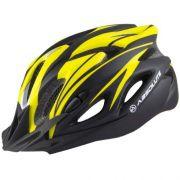 Capacete Ciclismo Absolute Wt012 Viseira Pisca Amarelo