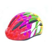 Capacete Ciclismo High One Piccolo Rosa Infantil