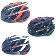 Capacete High One Leone Com Led Ciclismo Bike Mtb