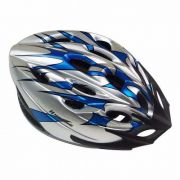 Capacete Ciclismo High One Mv184 Cinza Azul