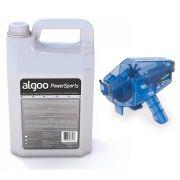 Desengraxante Algoo 5 Litros + Limpador Corrente Park Tool
