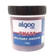 Graxa Militar PM600 Algoo 100g Alta Resistência E Proteção Multius