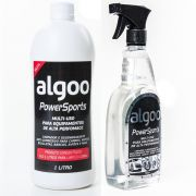 Kit Desengraxante Bike Multi-Uso Algoo Powersports 700ml + Refil 1 Litro