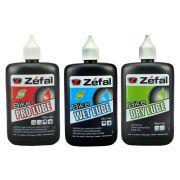 Kit Lubrificantes Zefal Anticorrosivo e Condições Secas e Úmidas