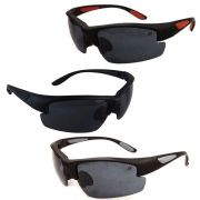 Óculos Ciclismo Esportivo Kit 3 Lentes Uv400 High One
