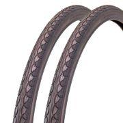 Par Pneu Pirelli 26 x 1.3/8 Touring Preto Arame 45 Psi