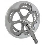 Pedivela Sugino Duplo 42/52 Dentes 170mm Pedal 9/16 Speed