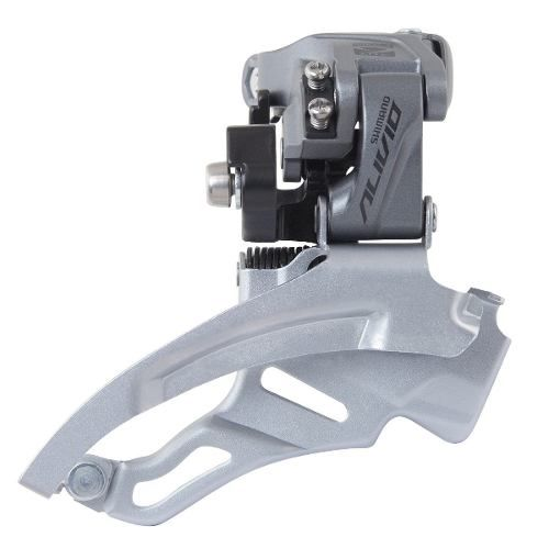 Cambio Dianteiro Swing Dual Pull Shimano Alivio Fd-m4000 TS6 3x9v
