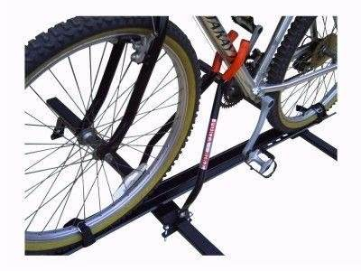 Transbike Calha Porta Bike Teto Metal Line P/ 1 Bicicleta