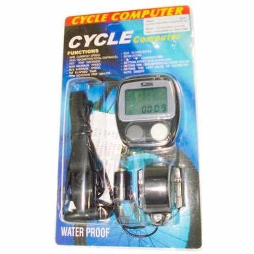 Velocímetro Digital P/ Bike Bicicleta 14 Funções Sd-536