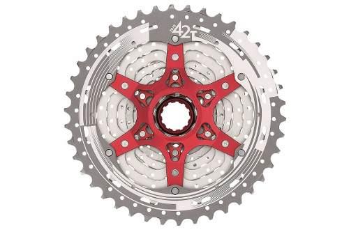 Cassete Sunrace Sr-mx3 10 Velocidades 11-42 Dentes