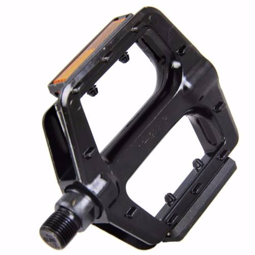 Pedal Free Style Fp-922 Rosca Grossa 9/16 Inglês C/ Refletor