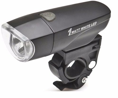 Farol De Bike High One Super Led 1 Watt Plástico Ciclismo