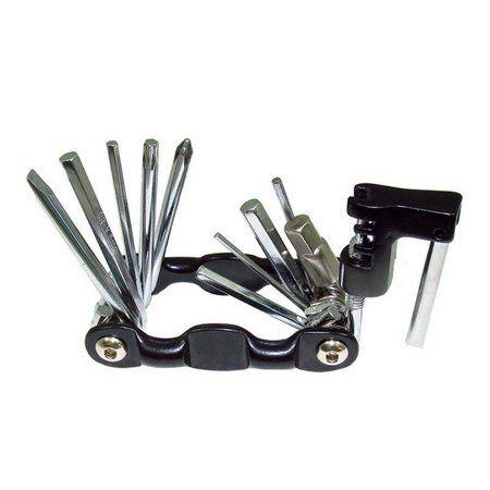 Canivete De Chaves 10 Funções Extrator De Corrente Wg Sports