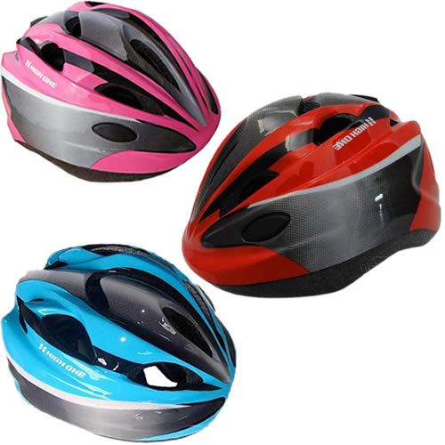 Capacete Ciclismo High One Mv602 M Infantil Criança