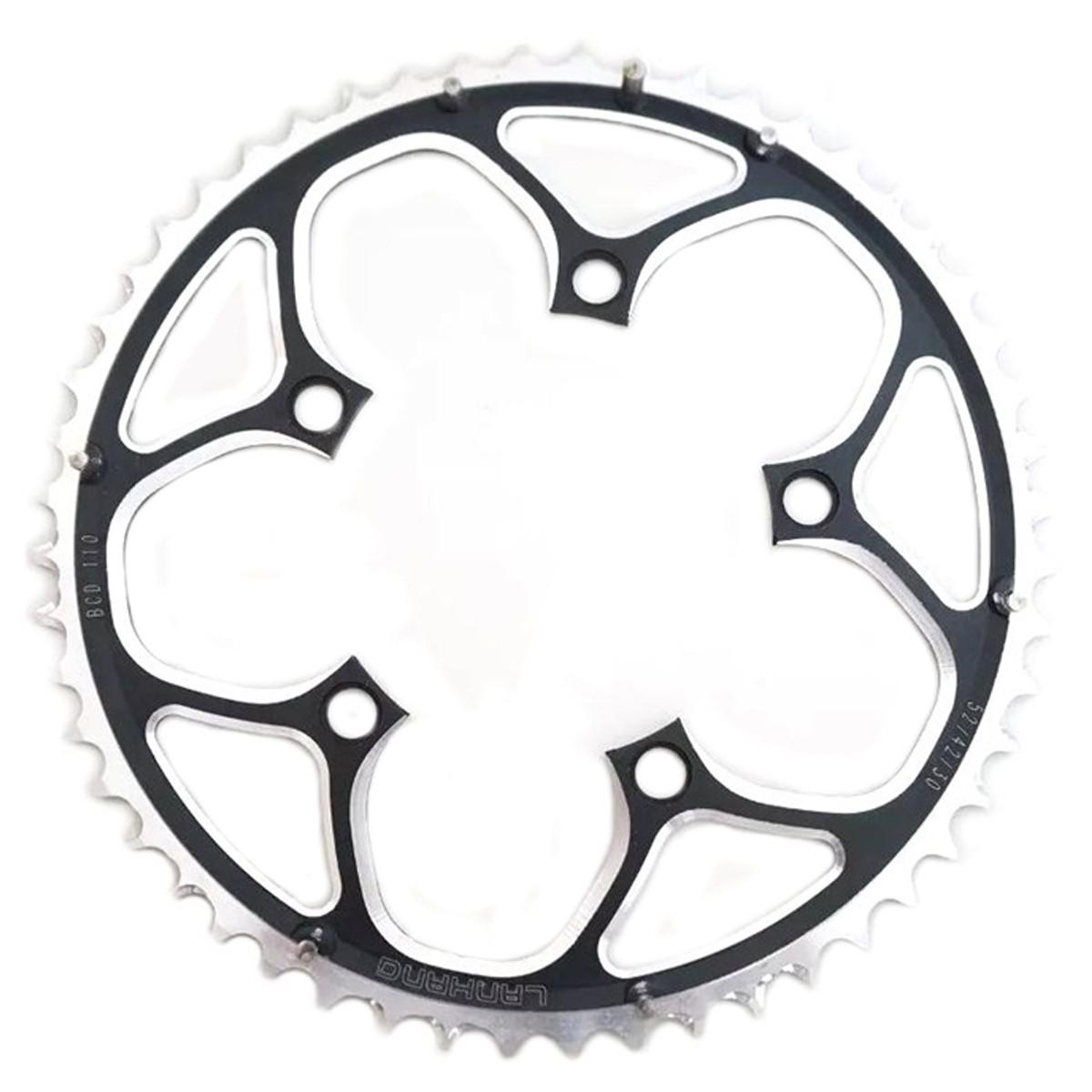 Coroa de Bicicleta Lanhang 52D BCD 74