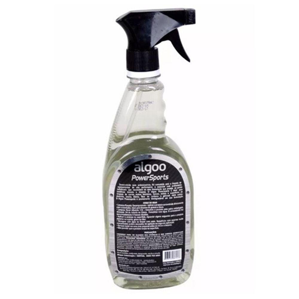 Desengraxante 700ml Spray + Lubrificante Cera 200ml + Graxa 100g