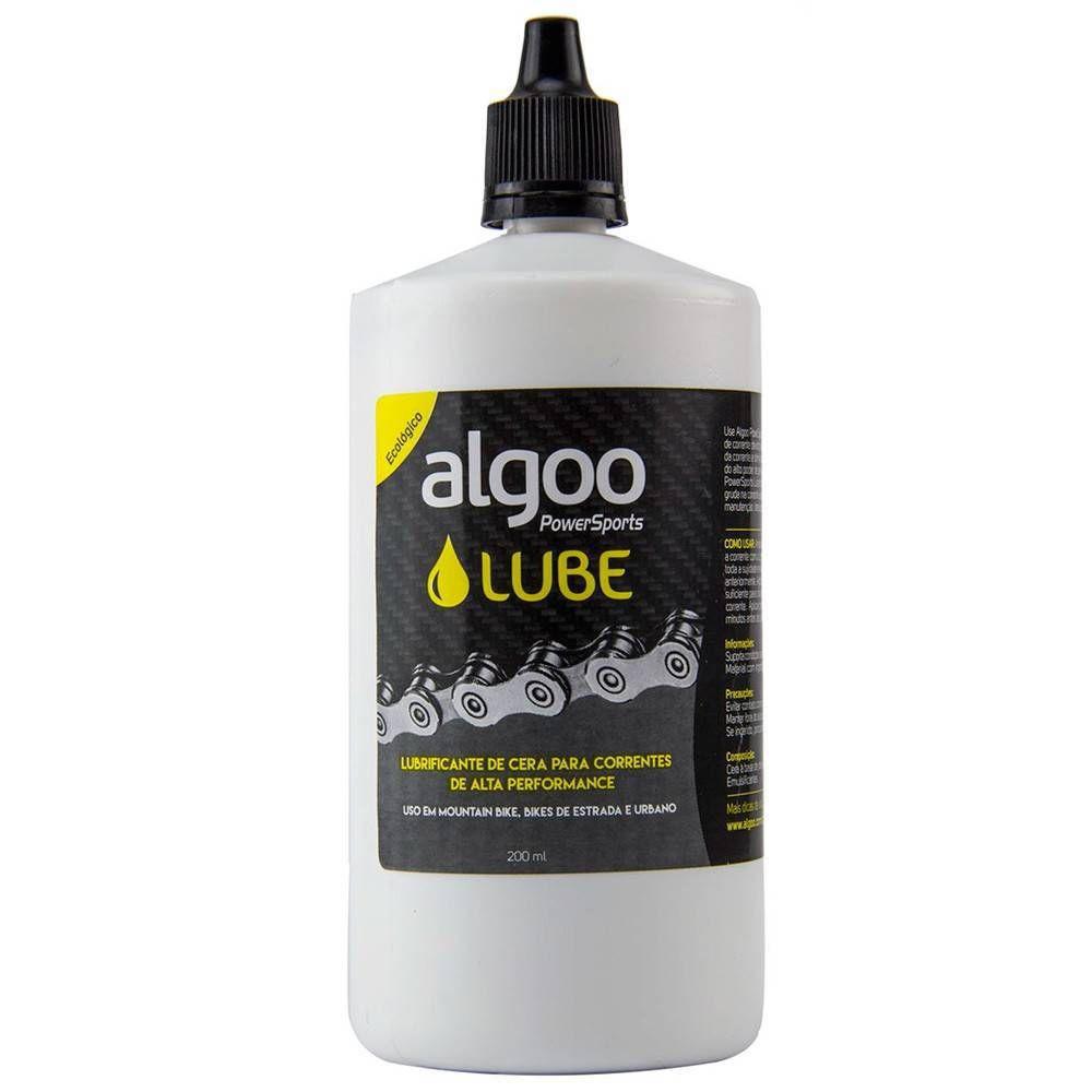 Desengraxante Algoo 5 litros Citrus + Lubrificante Lube Cera 200ml