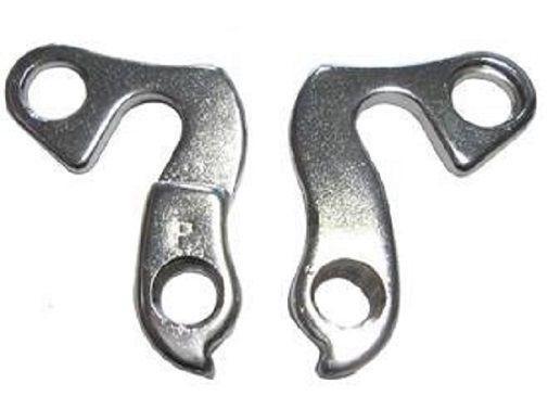 Gancheira Viking-x Quadro Tuff x-25 Alumínio