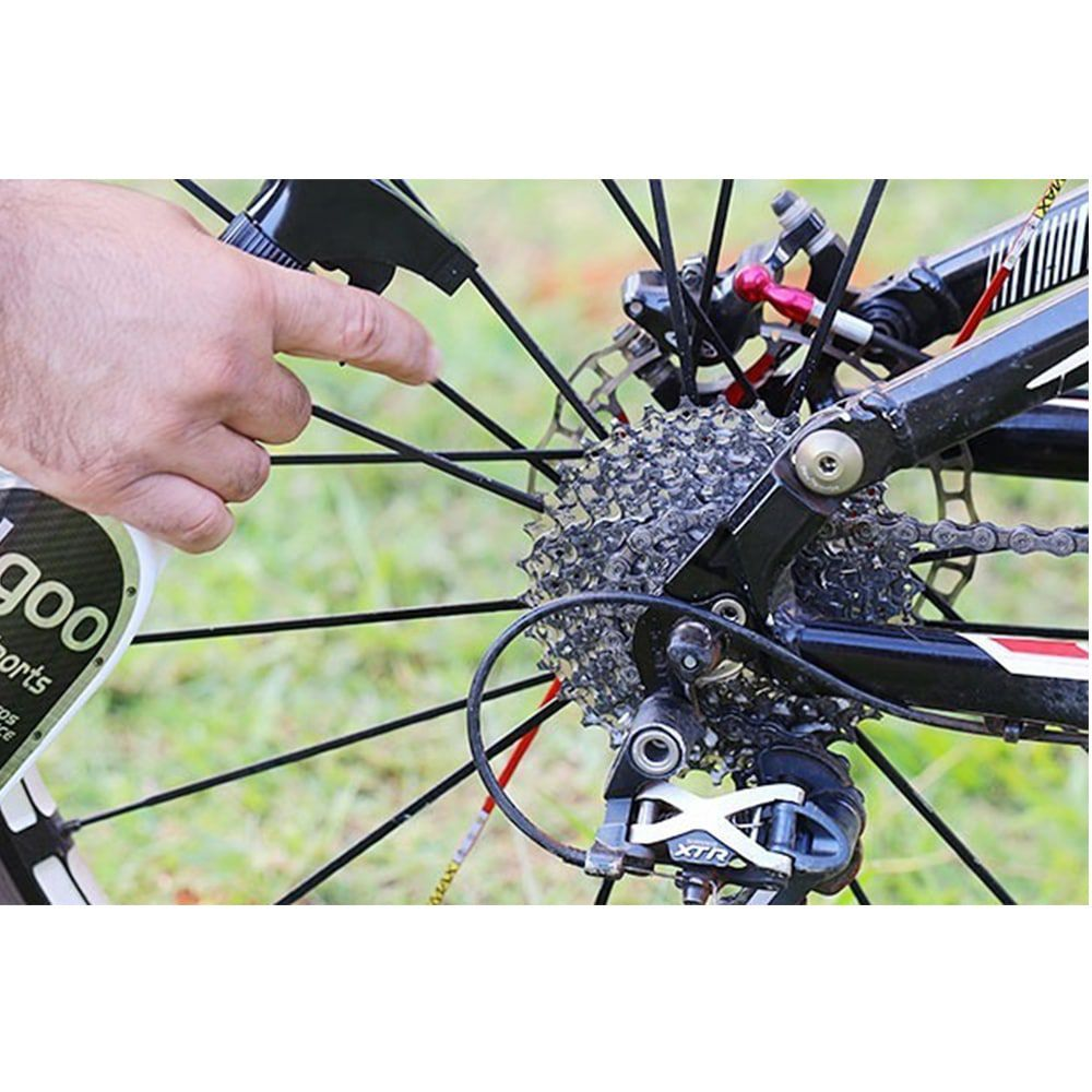 Kit Desengraxante Bike Multi-Uso Algoo Powersports 700ml + Refil 1 Litro
