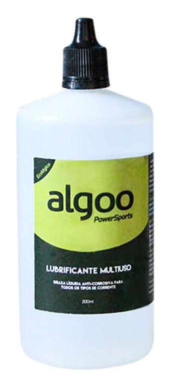 Lubrificante Algoo Power Sports Multiuso 200ml Correntes