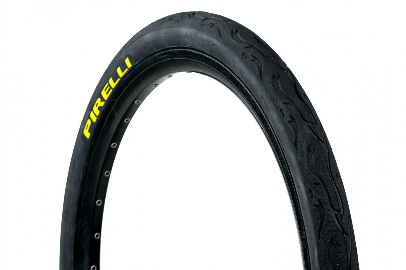 Pneu Pirelli 26 x 2.125 Tornado Beta Arame Preto 45 Psi