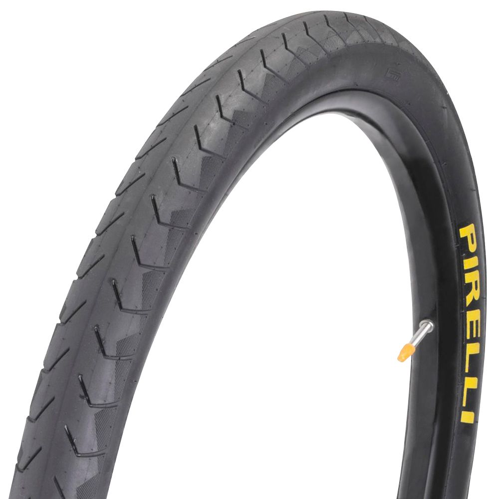Pneu Pirelli 700 X 32 Phantom Street Slick Speed Bike Preto
