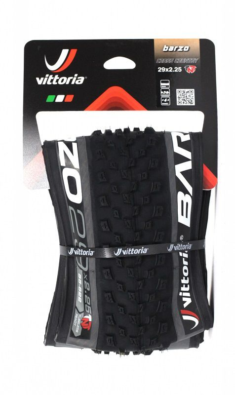 Pneu Vittoria 29 x 2.10 Barzo Tnt Kevlar Cross Country