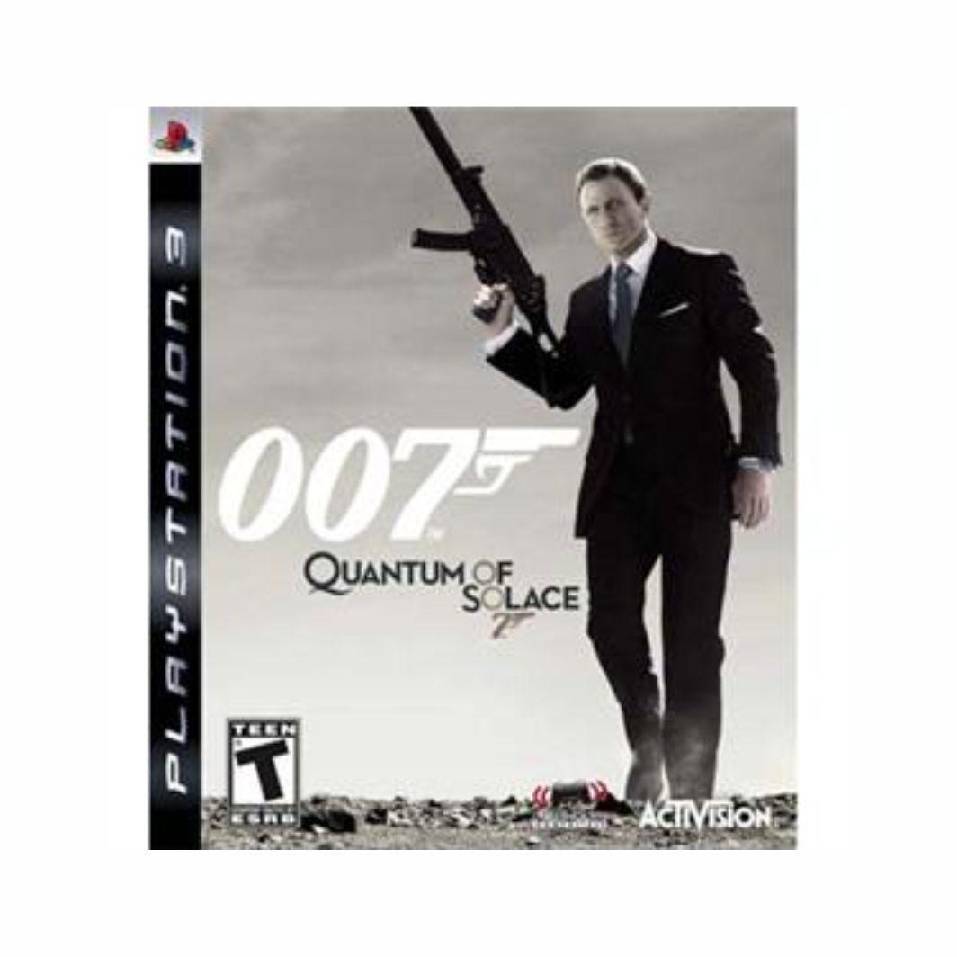 007 Quantum of Solace - PS3