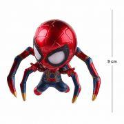 Action Figure Avengers Homem Aranha c/ Imã mod.3 9CM