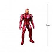 Action Figure Avengers Homem de Ferro 17CMPVC