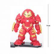 Action Figure Avengers Homem de Ferro Hulkbuster 9CM