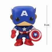 Action Figure Capitão América 9CM mod. 2