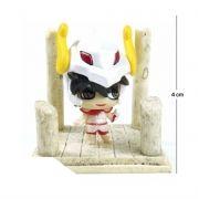 Action Figure CDZ Seiya de Pegasus 4CM PVC Santuário