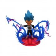 Figure Vegeta Blue Ki - Dragon Ball Z - 10CM