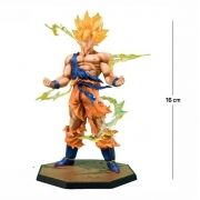 Action Figure DBZ Goku Super Saiyan 2 16CM PVC