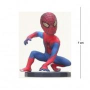 Action Figure Homem Aranha Modelo 2 7CM PVC